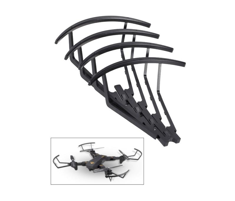 Chrániče vrtulí na Dronio 2